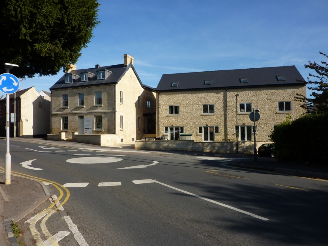 New Build Houses, Ebley, Stroud