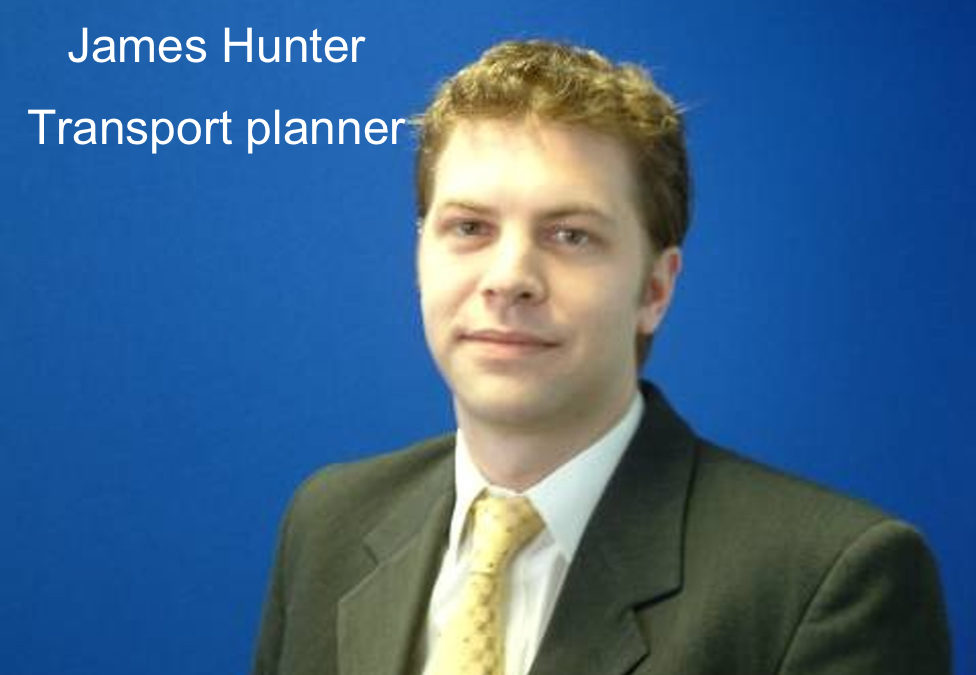 James Hunter – Transport Planner