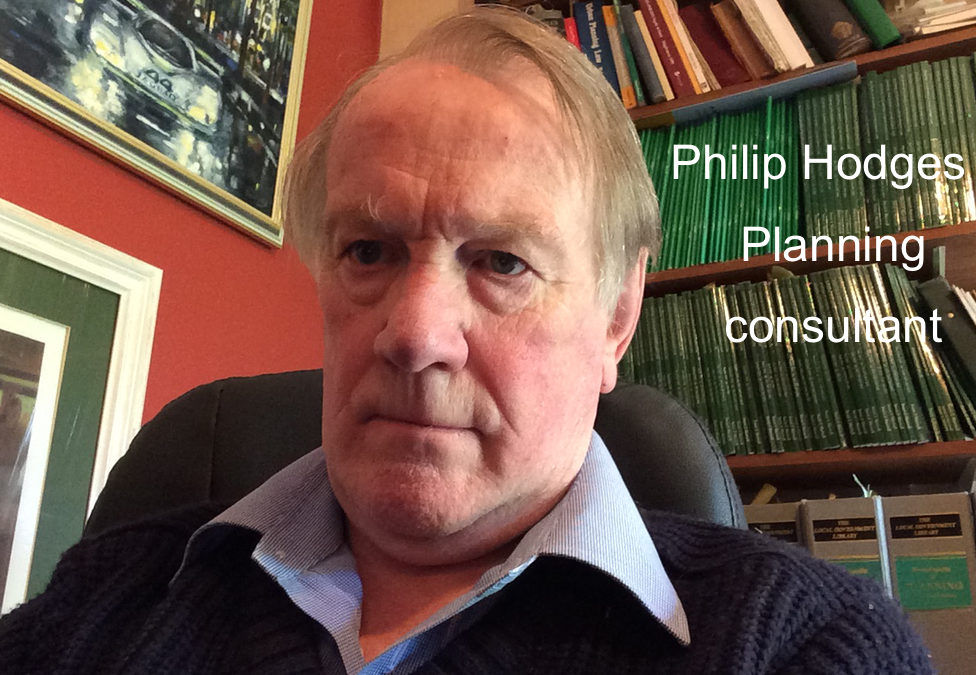 Philip Hodges – Planning consultant
