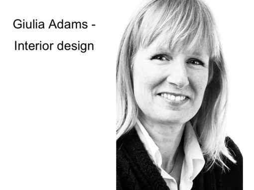 Giulia Adams – Interior design