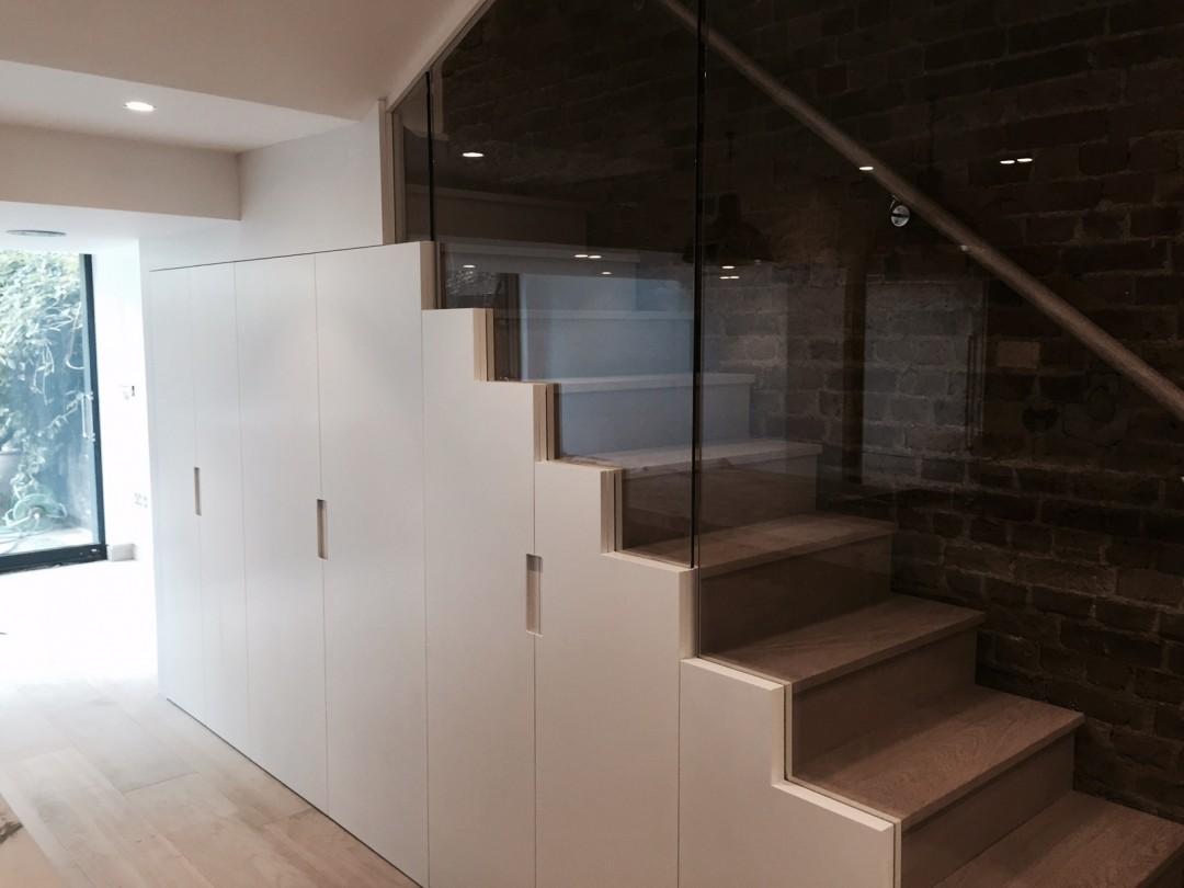 London staircase design