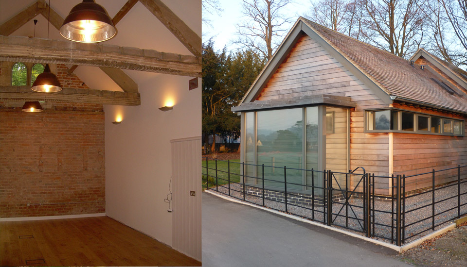 Extension to a Converted Stable Block