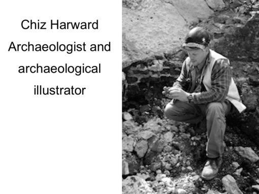 Chiz Harward – Urban Archaeology